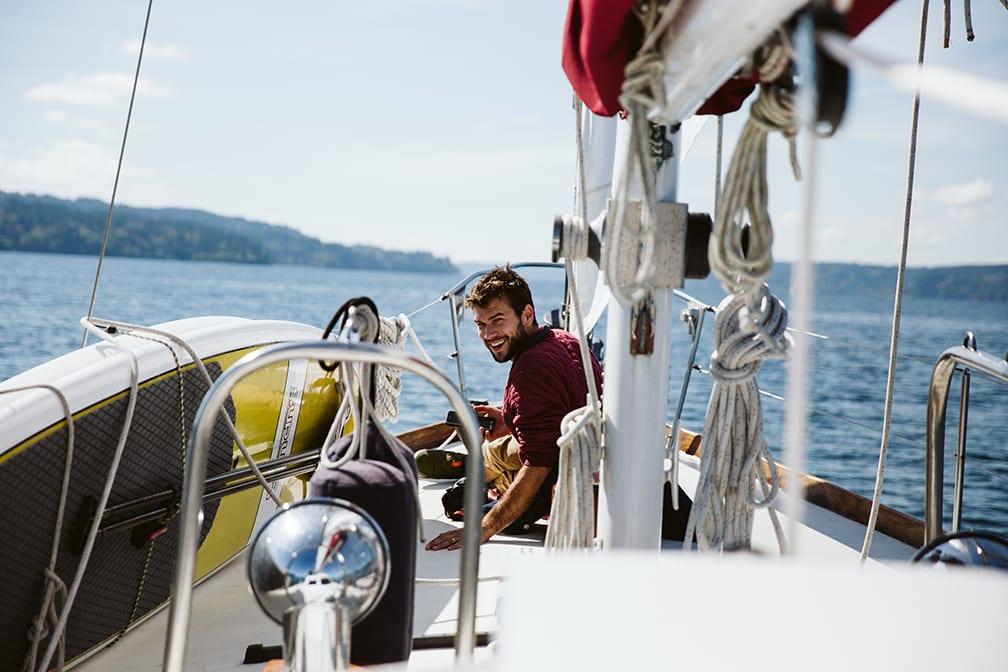 Sail Bainbridge Captained Sailing Adventures Bainbridge
