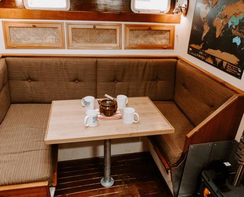 Sail Bainbridge Dining